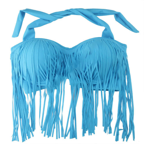 Übergröße Damen Bikini Tankini Set Monokini Push Badeanzug Schwimmanzug Bademode