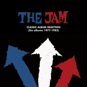 THE-JAM-CLASSIC-ALBUM-SELECTION-SIX-ALBUMS-1977-1982-NEUF-NEW-NEU