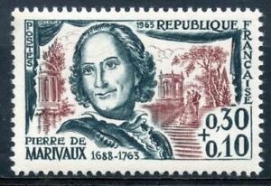 STAMP / TIMBRE FRANCE NEUF LUXE °° N° 1372 ** PIERRE DE MARIVAUX ...