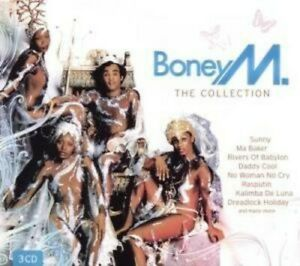Boney-M-The-Collection-New-CD-Germany-Import