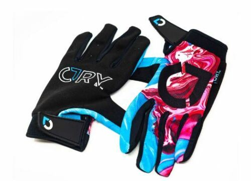 Wheelie Bike taille M BMX MAFIABIKES CRY Gants FUGAZI II motorcross