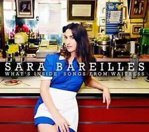 Sara-Bareilles-What-039-s-Inside-Songs-From-Waitress-CD