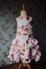 Jottum SANNEKE dress/robe/jurk/Kleid Rembrandt size 110 / 5 yrs good condition