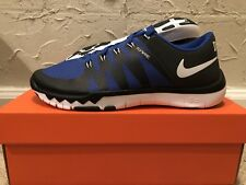 18ea806f5bb11 item 4 Nike Free Trainer 5.0 V6 AMP Duke Blue Devils Mens Size 10 DS NEW!  723939-041 -Nike Free Trainer 5.0 V6 AMP Duke Blue Devils Mens Size 10 DS  NEW!
