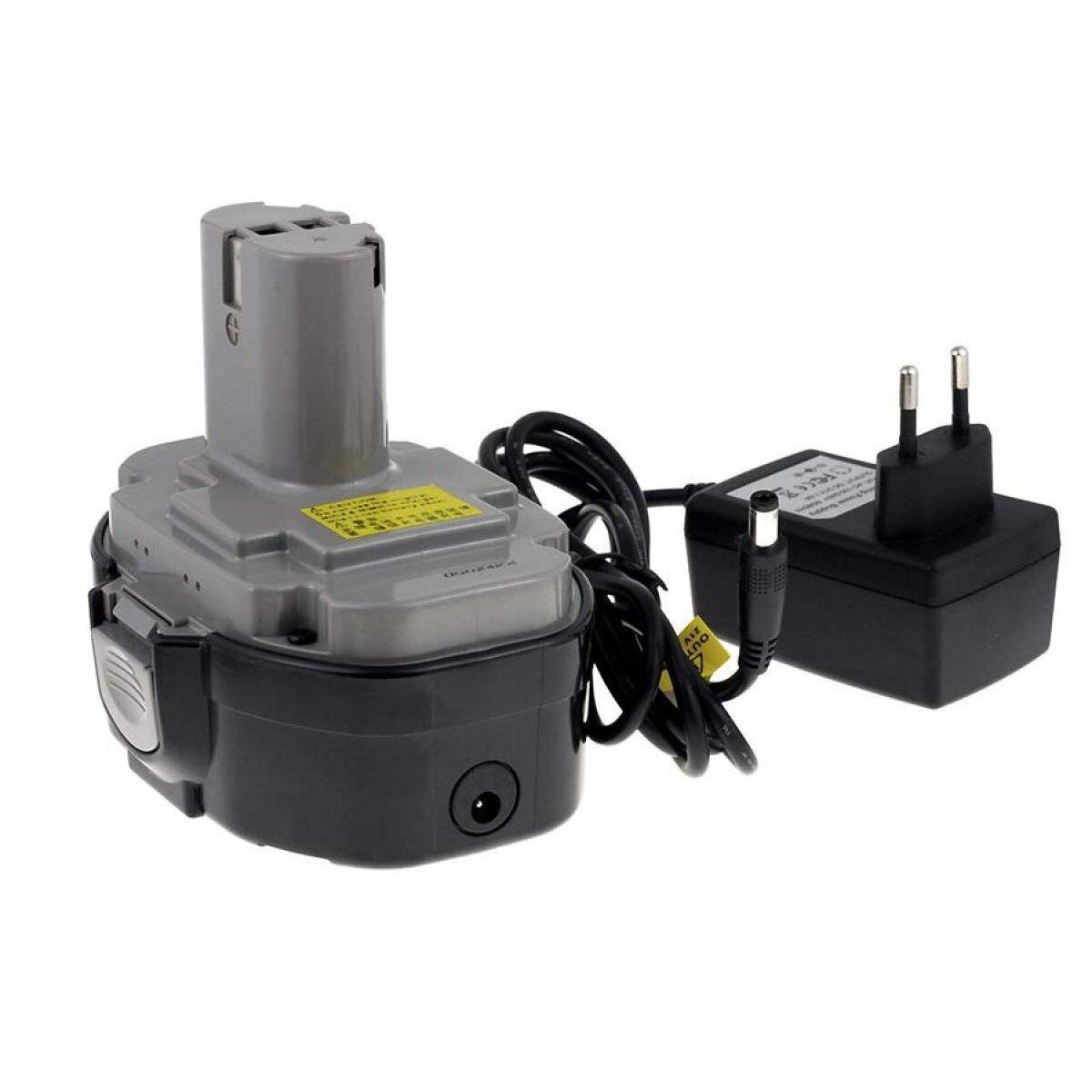 Batterie pour Makita Radio BMR100 Li-Ion Chargeur incl. 18V 1500mAh 27Wh Li-Ion