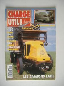 charge utile 30 tracteur a boule chaude camion latil grue benoto car sgtd ebay. Black Bedroom Furniture Sets. Home Design Ideas