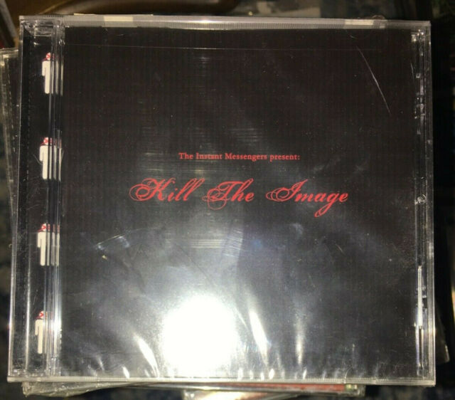THE INSTANT MESSENGERS KILL THE IMAGE  CD SEALED NEW