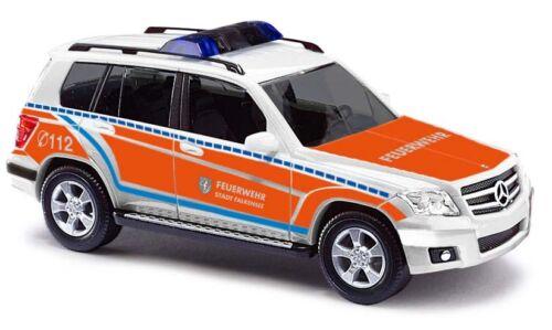 Neu Mercedes-Benz Glk Klasse Busch 49770-1//87 Feuerwehr Falkensee