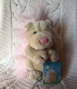 V8ntage Russ Berrie Hedgehog Plush Porcupine Valentines Stuffed