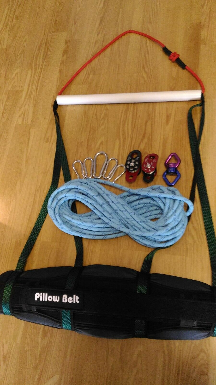 Harness strap,Pillow Belt set for figure skating -  off ice  we supply the best