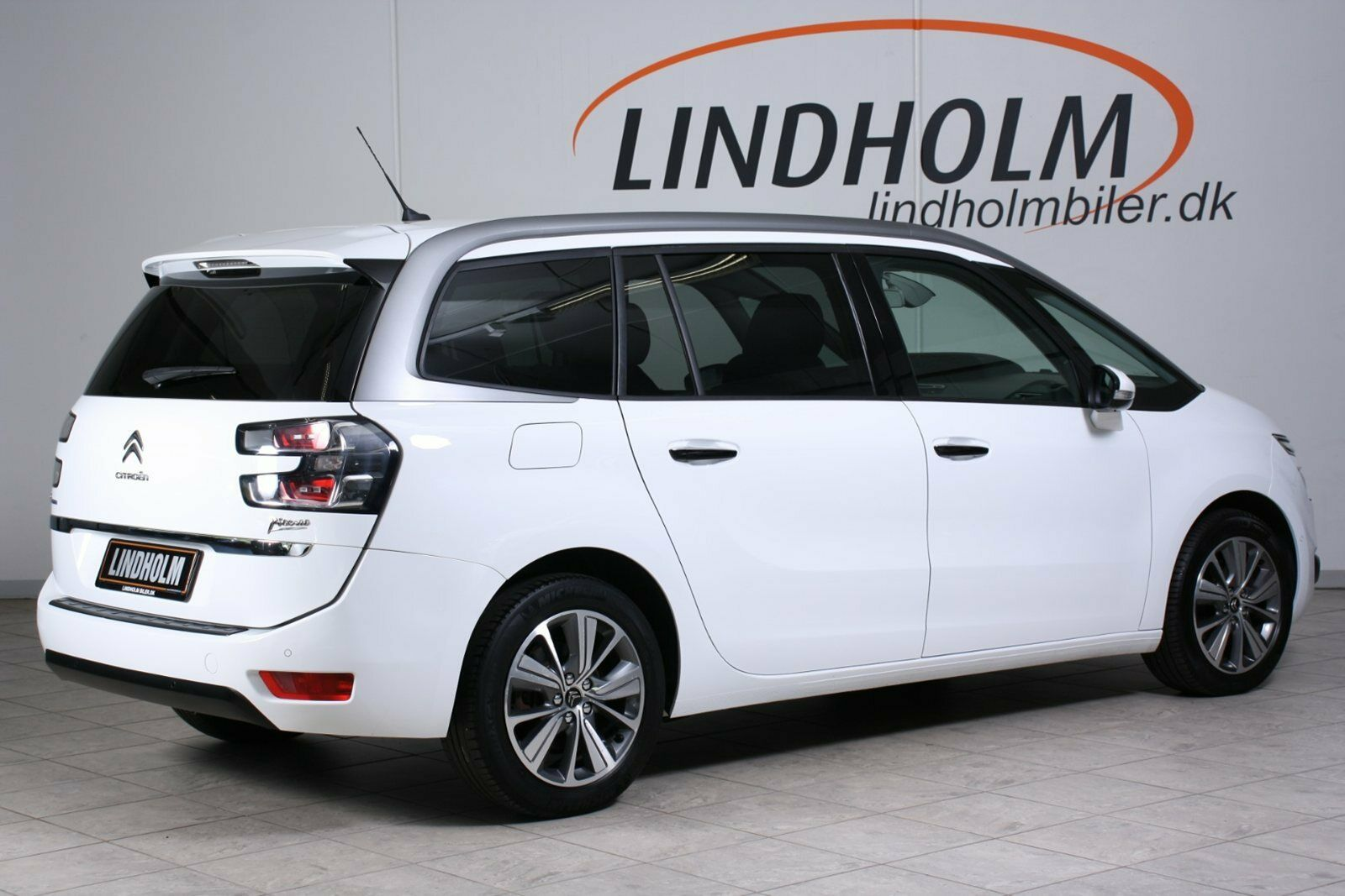 Citroën Grand C4 Picasso BlueHDi 150 Intensive
