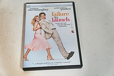 FAILURE TO LAUNCH DVD ...