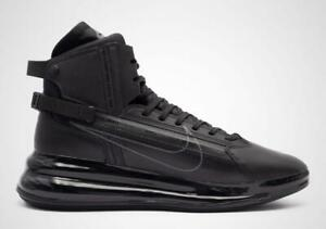 nostalgia respuesta Acompañar  Da Uomo Nike Air Max 720 Saturn Scarpe da ginnastica Black/Dark Grey AO2110  001 | eBay