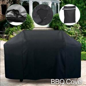 Cubierta DE BARBACOA DE GRAN Exterior Impermeable Protector de la parrilla de barbacoa cubre jardín de