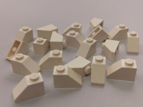 3040 Bulk Lot Lego Part No Slope 45 2 x 1 Qty x 20