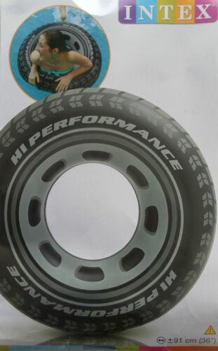 "Intex 36 /""Gonflable Pneu Crevé ring tube 59252NP"
