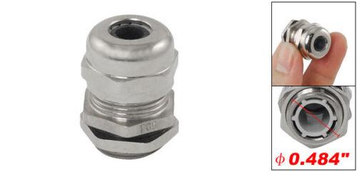 Presse-étoupe étanche  PG9 en acier inoxydable pour câble de 4 à 8mm