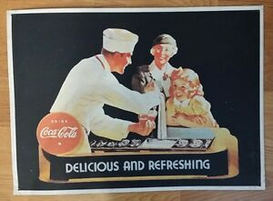 Vintage-Coke-Coca-Cola-Metal-Sign