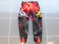 FLY RACING MOTOCROSS PANTS 34 EVO 2.0 DIRTBIKE OFF ROAD ATV QUAD MX YAMAHA YZF
