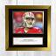 JIMMY-GAROPPOLO-NFL-San-Francisco-49ers-ENCADREE-NON-encadre-signe-Poster-10-034-x-10-034 miniature 5