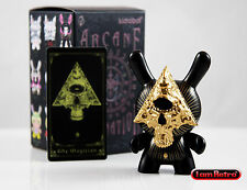 "The Magician Arcane Divination Dunny Series 3"" Vinyl FIgure - Kidrobot Brand New"