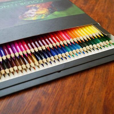 72 Colored Pencils Set Premier Soft Core color Pencils