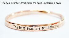 Sterlina Mi Milano Sentimental Message Bangle Meaningful Twisted Bracelet Gift