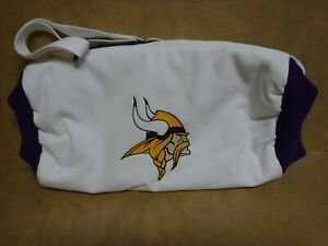MINNESOTA-VIKINGS-GAME-ISSUED-TEAM-ISSUED-WINTER-WAISTBAND-HAND-WARMER-POUCH