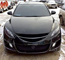 Front Eyelids Headlights Covers Mazda 6 GH / Atenza  2008, 2009, 2010, 2011,2012