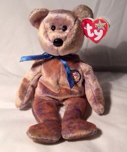 TY-Beanie-Baby-Clubby-III-Stocking-Filler-Party-Bag-30-06-2000