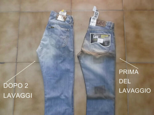 wijdte 30 28 29 Lee W Jeans wijdvallende Uitlopende 31 Defect With Maat Uitlopende Denver wgnqBXZ