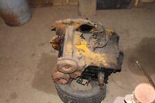 John Deere Tractor Crawler 435 440 Block Pistons Crank Gm 253 Diesel