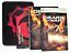 Gears-Of-War-Limited-Collectors-Edition-XBOX-360-PAL-Complete-Steelbook miniature 3