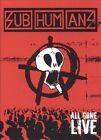 All Gone Live by Subhumans (UK) (CD, May-2011, Cleopatra)