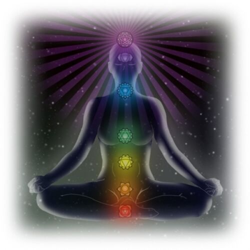 CHAKRA BALANCING & AURA CLEANSING GUIDED MEDITATION CD, NEW AGE HOLISTIC HEALING