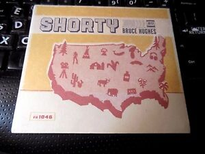 Shorty-by-Bruce-Hughes-CD-2008-Freedom-NEW-Poi-Dog-Pondering-folk-rock