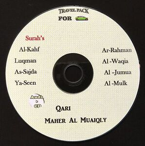 Al Quran Audio CD for cars by Qari Maher Al Muaiqly Selected Surah039s - <span itemprop='availableAtOrFrom'>Slough, United Kingdom</span> - Al Quran Audio CD for cars by Qari Maher Al Muaiqly Selected Surah039s - Slough, United Kingdom