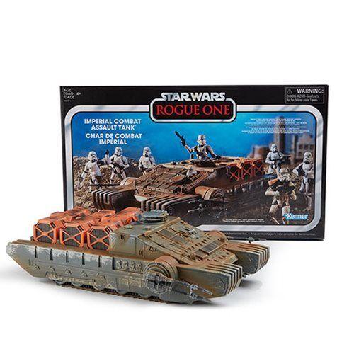 Estrella Wars Rogue una colección vintage  tanque De Asalto Combate Sistema Imperial