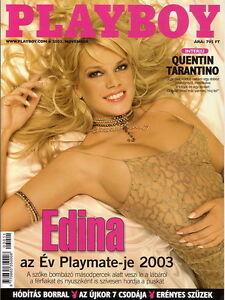 Playboy Alison eastwood