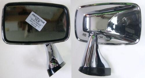 MGBGT // MGB GT MGB Roadster Triumph TR Left Hand Door Mirror Tex GAM216A
