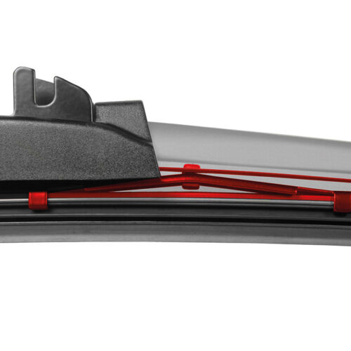 """Vauxhall Astra 2009-2015 replacement set of 3 wiper blades HYBRID 26/"""" 26/""""TL 12/""""C"""