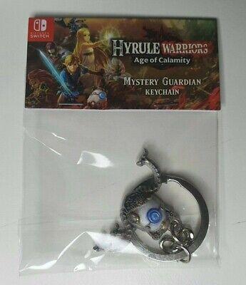 Hyrule Warriors Age Of Calimity Pre Order Mystery Guardian Keychain Sealed Ebay