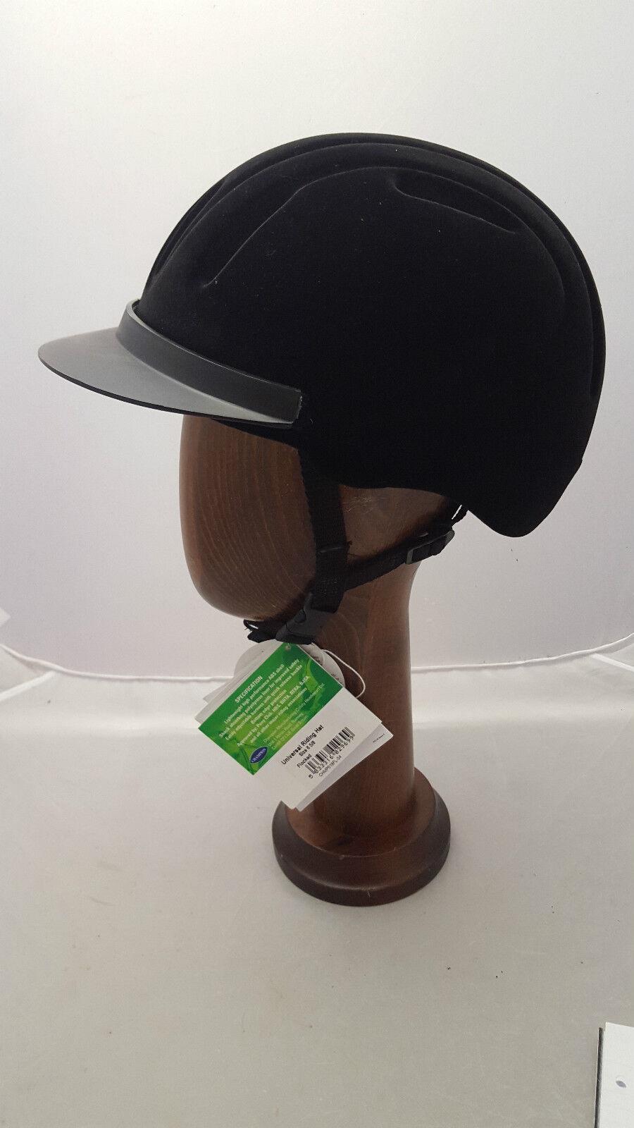 CHAMPION resistenza UNIVERSALE Cappello di velluto nero nero nero 3062b3