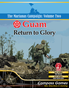 Guam Return to Glory - The Marianas Campaignum Two, NUOVO