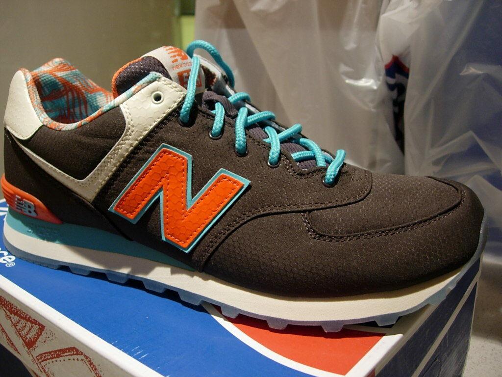 New Balance 574, Mens 11.5, bluee bluee bluee 05af91