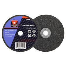 """10pc Cutoff Wheels 3"""" x 1/16"""" x 3/8"""" inch for Cutting Metal"""