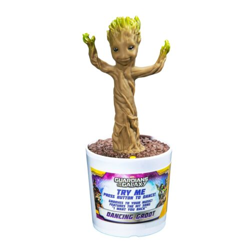Baby Dancing Groot Official Guardians of The Galaxy Electronic Figure Toy New