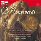 Monteverdi: Mass for Four Voices (CD, Mar-2012, 3 Discs, Newton Classics (Label))