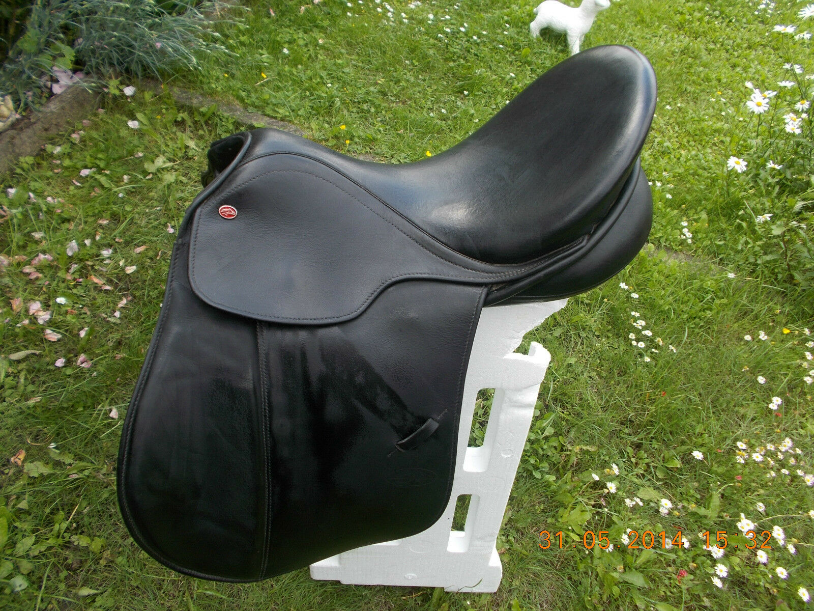 COURBETTE MAGIC Swiss and Saddles VSS,Normale Kammer mit Sattelschoner,wie NEU