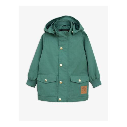 NWT MINI RODINI PICO JACKET in Green 1871010675